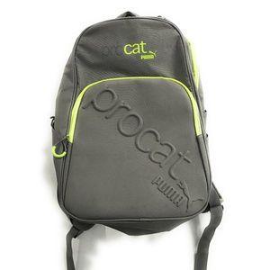 Puma ProCat Gray Unisex Large Backpack